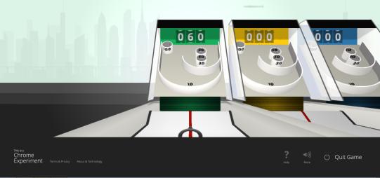 Desktop gameplay