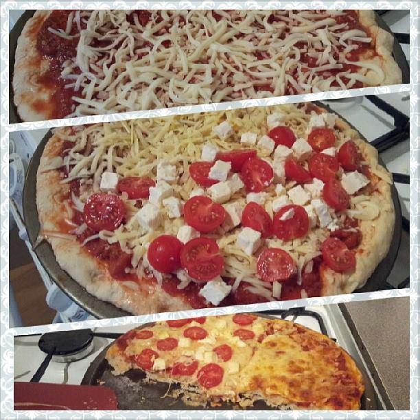 Pizza!? You bettcha!