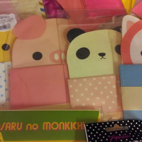 These are really adorable, the paper is such good quality. I've sent only two letters with these.