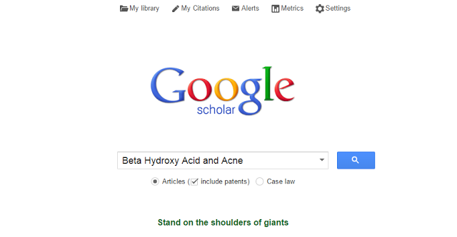 Google Scholar should be everyone's best friend.