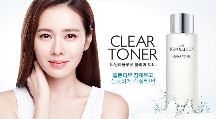 [Missha]_Time_Revolution_Clear_Toner_250ml